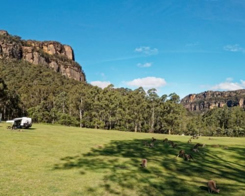 Belle Bois Bed & Breakfast Capertee Valley Blue Mountains NSW